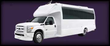 party bus service for weddings, proms & airport runs, night ob the town