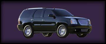 SUV for weddings, proms & airport runs